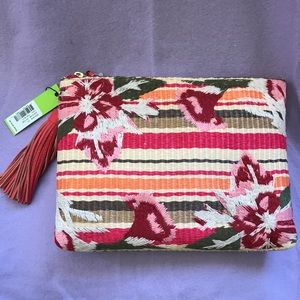 SALE! NEW SAM EDELMAN CLUTCH